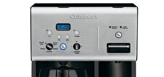 How to Use a Cuisinart Coffee Maker