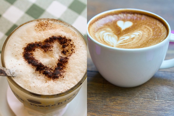 Difference Between a Latte and a Macchiato
