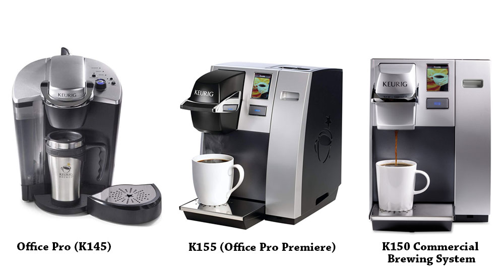 Commercial Sized Keurig Models